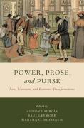 Cover of Power, Prose, and Purse: Law, Literature, and Economic Transformations