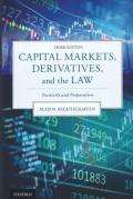 Cover of Capital Markets, Derivatives and the Law: Positivity and Preparation