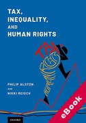 Cover of Tax, Inequality, and Human Rights (eBook)
