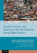 Cover of Doctrine, Practice, and Advocacy in the Inter-American Human Rights System