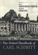 Cover of The Oxford Handbook of Carl Schmitt