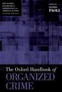 Cover of The Oxford Handbook of Organized Crime