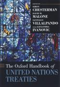Cover of The Oxford Handbook of United Nations Treaties