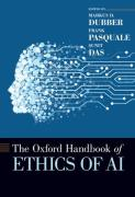Cover of The Oxford Handbook of Ethics of AI