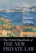 Cover of The Oxford Handbook of the New Private Law