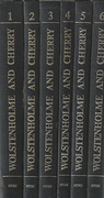 Cover of Wolstenholme & Cherry Conveyancing Statutes 13th ed: Set of 6 Volumes
