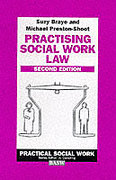 Cover of Practising Social Work Law