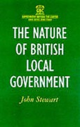 Cover of The Nature of British Local Government