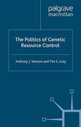 Cover of The Politics of Genetic Resource Control