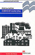 Cover of Palgrave Law Masters: Conveyancing