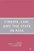 Cover of Cinema, Law and the State in Asia