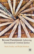 Cover of Beyond Punishment: Achieving International Criminal Justice