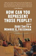 Cover of How Can You Represent Those People?: Criminal Defense Stories