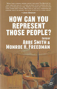 Cover of How Can You Represent Those People?