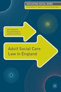Cover of Adult Social Care Law in England