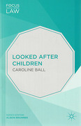 Cover of Looked After Children