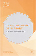 Cover of Children in Need of Support