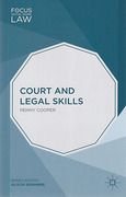 Cover of Court and Legal Skills