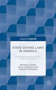 Cover of State Voting Laws in America: Historical Statutes and Their Modern Implications