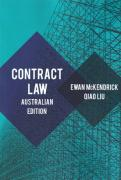 Cover of Contract Law: Australian Edition