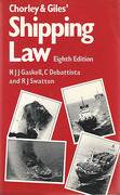Cover of Chorley & Giles: Shipping Law