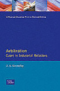 Cover of Arbitration: Cases in Industrial Relations