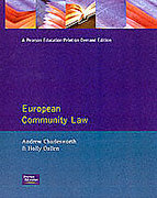Cover of European Community Law