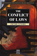 Cover of The Conflict of Laws