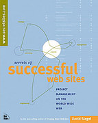 Cover of Secrets of Successful Web Sites