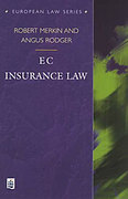 Cover of EC Insurance Law