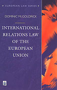 Cover of International Relations of the European Communities