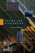 Cover of Rating Law and Valuation