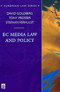 Cover of EC Media Law and Policy