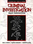 Cover of Criminal Investigation:Basic Perspectives