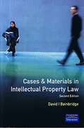 Cover of Cases and Materials in Intellectual Property Law