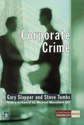 Cover of Corporate Crime