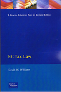Cover of EC Tax Law