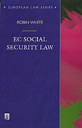Cover of EC Social Security Law