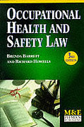 Cover of Occupational Health and Safety Law