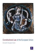 Cover of Constitutional Law of the European Union