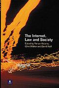 Cover of The Internet, Law and Society