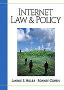 Cover of Internet Law and Policy