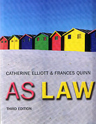 Cover of AS Law