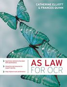 Cover of AS Law for OCR