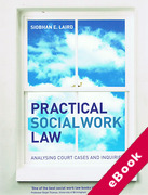 Cover of Practical Social Work Law: Analysing Court Cases and Inquiries (eBook)