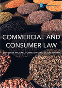 Cover of Commercial and Consumer Law
