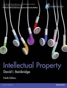 Cover of Intellectual Property 9th ed (mylawchamber)