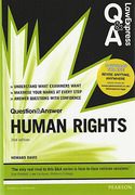 Cover of Law Express Question & Answer: Human Rights Law