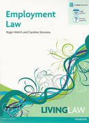 Cover of Employment Law (mylawchamber)