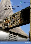 Cover of Introduction to Land Law 3rd ed (MyLawChamber)